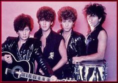 Once Upon A Time In The 1980s: The Romantics | 1980s Pop & New Wave Music Band