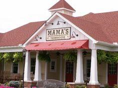 Mama's Farmhouse, Pigeon Forge