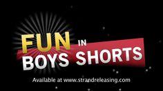 "The trailer for ""Fun in Boys Shorts""! ""Housebroken""! #frameline #indiefilm #gay #bootyshot #butt"