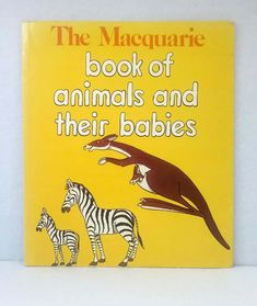The Macquarie Book of Animals & Their Babies by Linsay Knight used picture book 3 Picture, Picture Books, Baby Animals, Knight, Babies, Ebay, Babys, Animal Babies, Knights