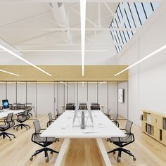 #regentlighting #officelighting  #officelightingdesign  #luminaires #luminairesdesign  #architecturallightingdesign  #designlighting #lighting_design #interiordesign #runplus #endless #rollableendlessdiffuser #rollbareendlosdiffuser #rollablediffuser Lighting System, Lighting Design, Exposed Concrete, Office Environment, Office Lighting, Light Project, How To Make Light, Can Design, Interiores Design