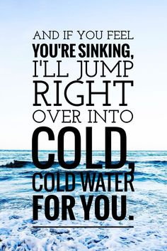 Major lazer Justin Bieber quotes wallpaper lyrics cold water