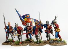 Captain Blood's Perry Mounted Men at Arms - Scum of the earth, PAINTED! 27 March - Page91