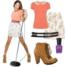 Violetta's Outfit