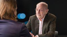 Markt und Moral - Der Zustand unserer Wirtschaft Richard David Precht im Gespräch mit Edzard Reuter, Ex-Chef Daimler-Benz AG