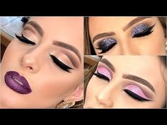 Big Glam Eyes - Would You Dare? ✨ Goddess Makeup Collection 2017 ✨ - YouTube