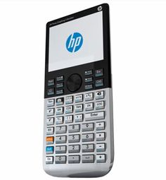 HP Prime Graphing Calculator Can Run Apps, Has A Touchscreen Display
