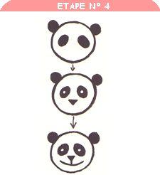 Dessin De Panda Facile les 272 meilleures images du tableau dessin sur pinterest en 2018