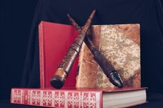 Handmade Wands Collection - Rosewood's Wands