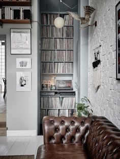 Cozy Home Filled With Music | gravityhome