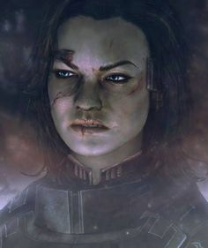Miranda Lawson (Mass Effect) - I hated Miranda, but this is sweet!