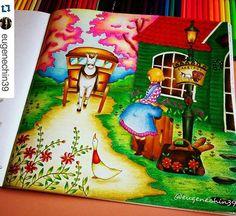 Como lidar com tanta fofura? By @eugenechin39  #romanticcountry#cocot#coloring#adultcoloringbook#intotheforest#intothewoods#大人の塗り絵#大人のぬりえ#コロリアージュ#ロマンティックカントリー#おとなのぬりえ#おとなの塗り絵#eriy#塗り絵#絵#coloringbook#desenhoscolorir#beautifulcoloring#로맨틱컨트리#컬러링북#色鉛筆 #컬러링