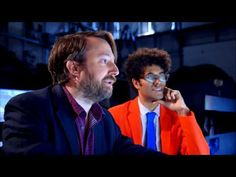 Richard Ayoade & David Mitchell on Gaming: Gadget Man S03E06 - YouTube