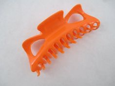 Large Claw Hair Clips Jumbo Hair Clips Orange 5 by Selcessories * Want additional info? Click on the image.(This is an Amazon affiliate link and I receive a commission for the sales)