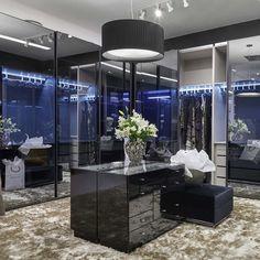 Closets modernos e estilosos - veja dicas e modelos lindos!