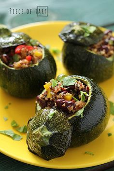 vegetable zucchini bombs