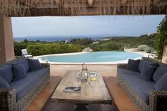 Italian Seaside Villa  02/13/12  Location: Porto Cervo, Italy  This five-bedroom home overlooking the Mediterranean in Sardinia has been virtually rebuilt by its current owners. —Nick Clayton