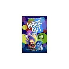 Inside Out ❤ liked on Polyvore featuring disney and inside out