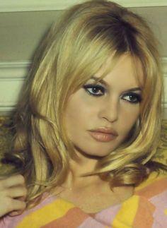 Brigitte Bardot  #beautiful #face #woman