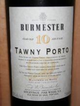 Burmester 10 year old Tawny Port, Portugal -