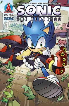 Yay, sonic. You carry your rival.... (sonadow) no   Hating comments. Haters gonna hate. ( = 3=)