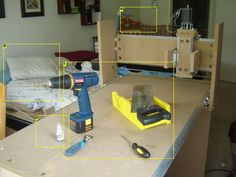 Build a CNC Router from scratch