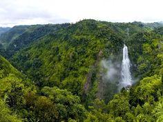 Vatwang Falls, Mizoram