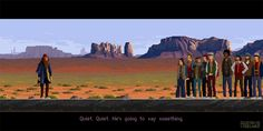 Artist Gustavo Viselner Makes Pixel Art Game Scenes Based On Popular TV Series And Movies – Design You Trust