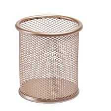 Shop for Wilko Rose Gold Pen Pot at wilko - where we offer a range of home and leisure goods at great prices. Uni Room, Spare Room, Gold Bedroom, Bedroom Decor, Bedroom Ideas, Rose Gold Pen, Rose Gold Rooms, Locker Decorations, Cute Room Decor