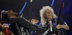 Queen reverdece con la potente voz de Adam Lambert -...