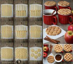 Mug Recipes, Christmas Treats, Bakery, Goodies, Pie, Homemade, Meals, Breakfast, Food