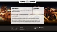 Showcasing our latest web design project - for UAS Saskatoon. Vision Statement, Web Design Projects, Website