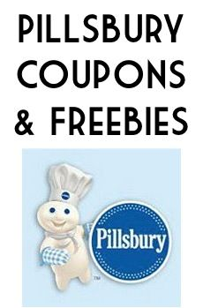 Sign up for more Pillsbury Recipes, Coupons and FREE Sample Offers!