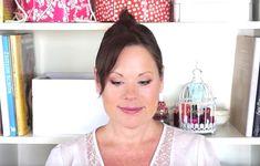 Frau ab 50 Schminken Tageslook Make up Concealer, Make Up Anleitung, Pink, Abs, Pearl Earrings, Pearls, Beauty, How To Make, Fashion