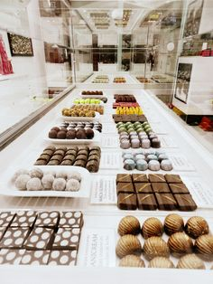 Lovely selection from Roselen Chocolatier