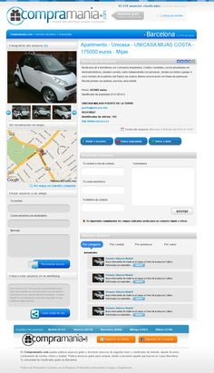 Compramania Reading, Books, Style, Maps, Web Design, Zaragoza, Names, Author, Messages
