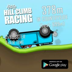 Hill Climb Racing, Android Apps, Climbing, Countryside, Mountaineering, Hiking, Rock Climbing