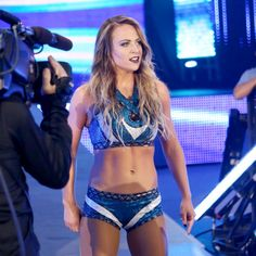 Images About Wwe Emma Tenille Dashwood On Pinterest