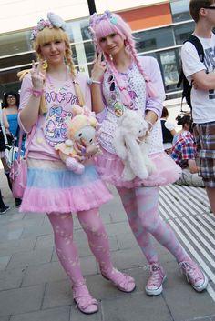 Fairy Kei - Pastels 'n Pettis! by SniiCosplay.deviantart.com on @deviantART