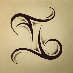 If your zodiac sun sign is Gemini and looking for tattoo designs & ideas, then here we have best Gemini tattoos designs and ideas for men and women both . Gemini Sign Tattoo, Gemini Zodiac Tattoos, Gemini Symbol, Pisces Sign, Gemini Constellation, Gemini Gemini, Twin Tattoos, Cute Tattoos, Body Art Tattoos