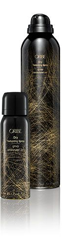 """this Oribe Dry Texturizing Spray has to be the best hair product I've tried in months."" -WitWhimsy.com"