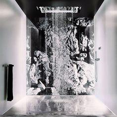 fancy sensory sky shower by dornbracht farbtherapie kreatives design