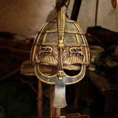 historically accurate viking helmet (real viking helmets ... Horned Viking Helmet Goblin Rocket Helmet