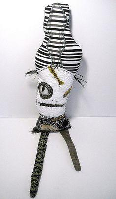 Monster Spiderella/ Junker Jane Doll