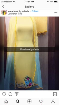 Embroidery Suits Punjabi, Embroidery Suits Design, Embroidery Designs, Punjabi Suit Boutique, Punjabi Suits Designer Boutique, Patiala, Salwar Kameez, Salwar Suits, Classy Suits