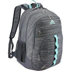 Adidas Primo Iii Portatile Zaino, Grey Prodotti Pinterest