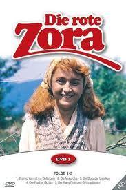 Die rote Zora. Brilliant+wonderful!