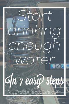 Easy ways to increase your water intake this winter.