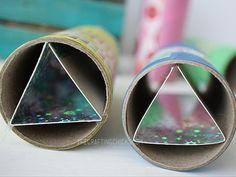 Make Your Own Kaleidoscopes