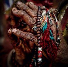 hands - prière